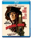 The Wrong Man (1956) Blu-ray
