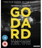 Godard: The Essential Collection (5 Blu-ray)