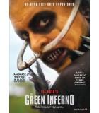 Green Inferno (2013) DVD
