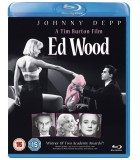 Ed Wood (1994) Blu-ray