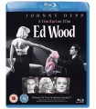 Ed Wood (1994) Blu-ray
