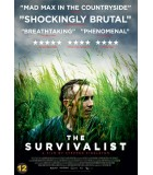 The Survivalist (2015) DVD