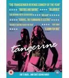 Tangerine (2015) DVD