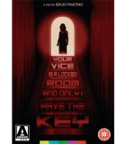 Your Vice Is A Locked Room And Only I Have The Key (1972) Blu-ray