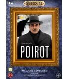 Agatha Christie's Poirot - Box 12 (1989–) (2 DVD)