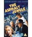 The Asphalt Jungle (1950) DVD