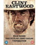 Clint Eastwood - Westerns Collection (3 Blu-ray)
