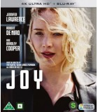 Joy (2015) (4K UHD + Blu-ray)