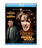 Who's Afraid of Virginia Woolf (1966) Blu-ray