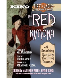 The Red Kimona (1925) DVD