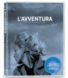 L'avventura (1960) Blu-ray
