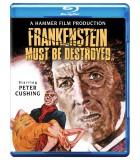 Frankenstein Must Be Destroyed (1969) Blu-ray