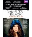 Orphan Black - Kausi 2. (2013– ) (4 DVD)