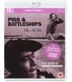 Pigs & Battleships / Stolen Desire (1958 - 1961) (Blu-ray + DVD)
