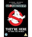 Ghost Busters (1984) DVD