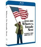 Where to Invade Next (2015) Blu-ray