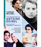 The Adventures of Antoine Doinel: Five Films by François Truffaut (4 DVD)