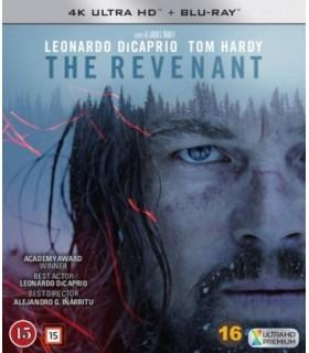 The Revenant (2015) (4K UHD + Blu-ray)