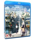 The Girl Who Leapt Through (2006) Blu-ray