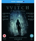 The VVitch: A New-England Folktale (2015) Blu-ray