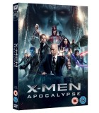 X-Men: Apocalypse (2016) DVD