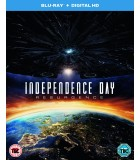 Independence Day: Resurgence (2016) Blu-ray