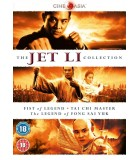 The Jet Li Collection (3 DVD)