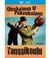 Ohukainen & Paksukainen Tanssikoulu (dvd/bluray)