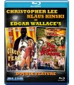 Circus of Fear (1966) / Five Golden Dragons (1967) Blu-ray