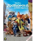 Zootropolis - eläinten kaupunki (2016) DVD