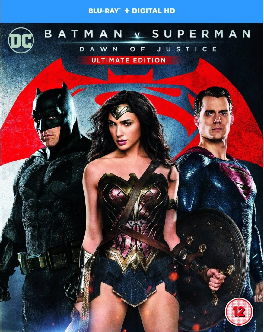 Batman V Superman Dawn Of Justice Ultimate Edition Stream