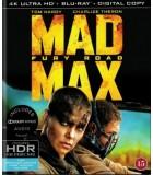 Mad Max: Fury Road (2015) (4K UHD + Blu-ray)