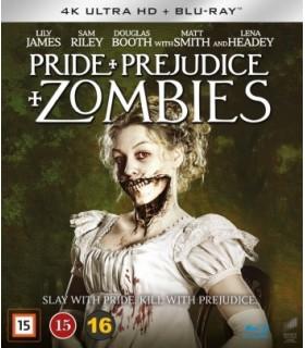 Pride and Prejudice and Zombies (2016) (4K UHD + Blu-ray)