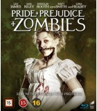 Pride and Prejudice and Zombies (2016) Blu-ray