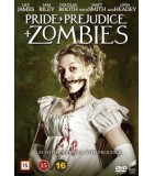 Pride and Prejudice and Zombies (2016) DVD