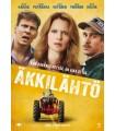 Äkkilähtö (2016) DVD