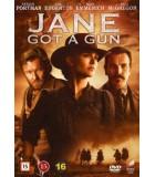 Jane Got a Gun (2016) DVD