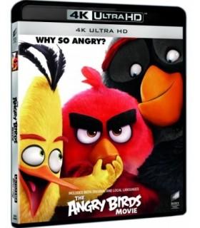 Angry Birds - elokuva (2016) (4K UHD + Blu-ray)