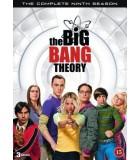 The Big Bang Theory : Season 9 (3 DVD)