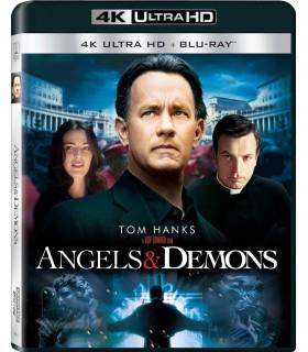 Angels & Demons (2009) (4K UHD + Blu-ray)