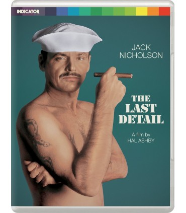 The Last Detail (1973) (Blu-ray + DVD)