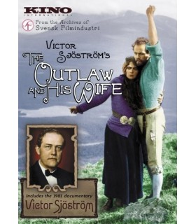 The Outlaw and His Wife (1918) DVD