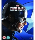 Captain America: Civil War (2016) Blu-ray