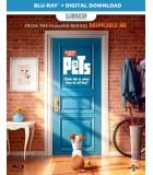 The Secret Life of Pets (2016) Blu-ray