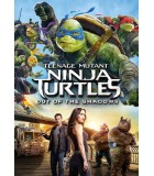 Teenage Mutant Ninja Turtles: Out of the Shadows (2016) DVD
