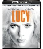 Lucy (2014) (4K UHD + Blu-ray)