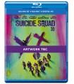 Suicide Squad (2016) (3D + 2D Blu-ray)