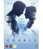 Equals (2015) DVD