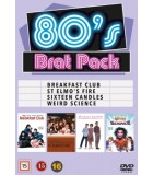 80'S Brat Pack Collection (4 DVD)