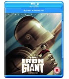 The Iron Giant (1999) Signature Edition Blu-ray
